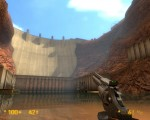 The signature piece of Black Mesa is of course the hydro-electric dam.