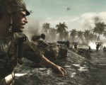 Hitting the beach at Peleliu
