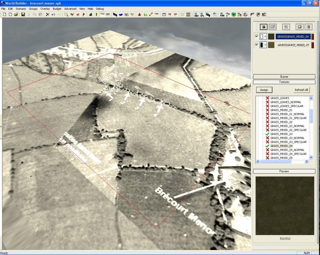 Brecourt manor map 1 snakebyte studios